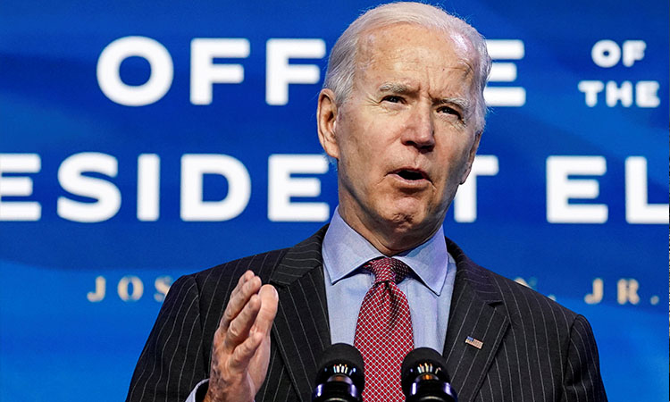 Lo que es espera de la investidura de Joe Biden