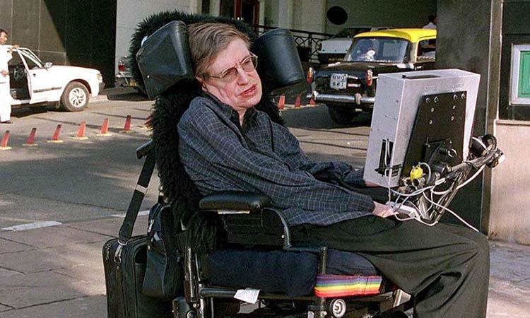 Stephen Hawking frases