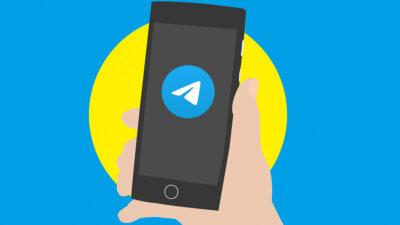 telegram chats