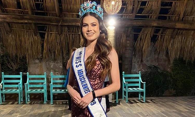 Muere Ximena Hita, Miss Aguascalientes 2020