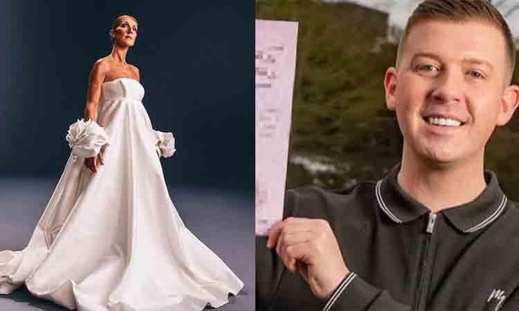 hombre cambia su nombre por el de Céline Dion