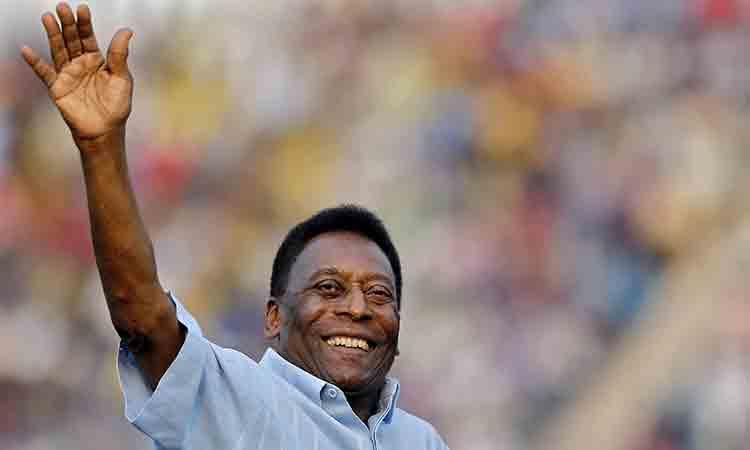 Pelé defiente su lugar como máximo goleador de la historia