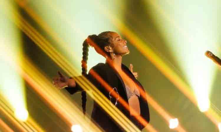 Alicia Keys cumple 40 años