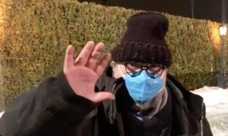 Guillermo del Toro nueva película
