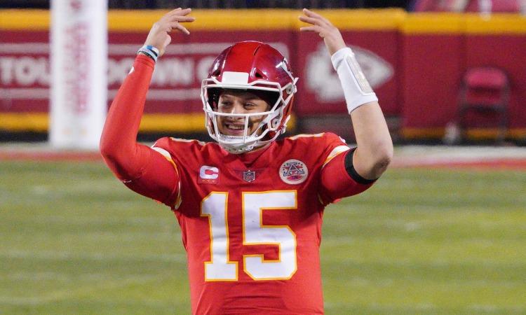 Los Chiefs enfrentarán a los Buccaneers en el Super Bowl LV.