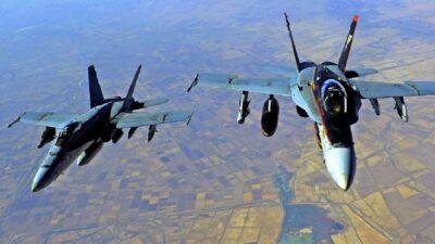 Ataque EU Siria