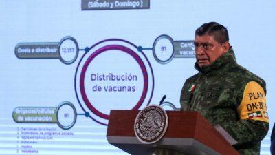 El secretario de la Defensa Nacional, Luis Cresencio Sandoval, dio positivo a COVID-19, informó el mismo mandatario vía Twitter.