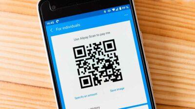 App para códigos QR infectada