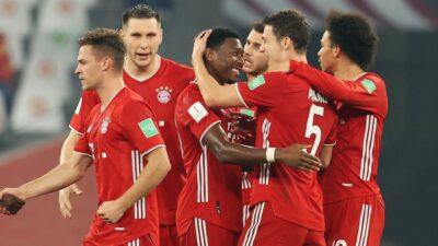 Bayern, campeón del Mundial de Clubes