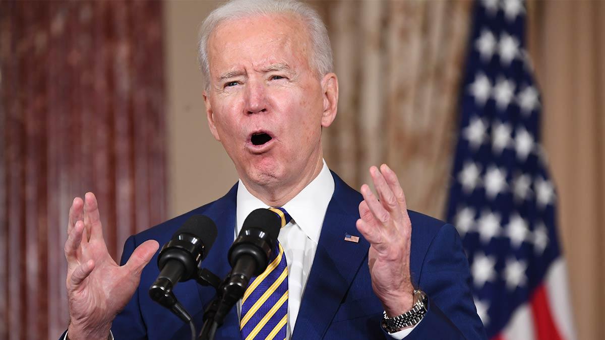 EU no quitará sanciones a Irán hasta que cumpla compromisos nucleares: Biden