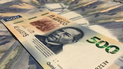 Billete de 500 pesos se vende hasta en 27 mil en sitios de internet