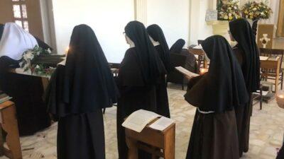 Brote de COVID-19 afecta a 17 de 25 monjas de convento en Zacatecas
