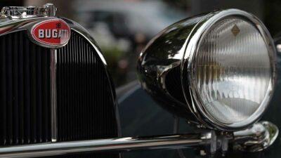 Bugatti: los autos que ocuparon las primeras posiciones en ventas por subastas de 2020