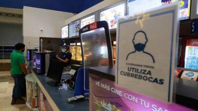 Cinépolis y Cinemex: industria del cine afectada por la pandemia de covid-19