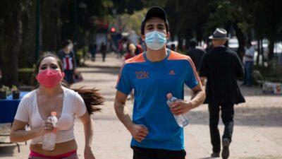 Reporte de coronavirus en México, 08 de febrero de 2021
