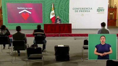 Coronavirus en México: reporte de defunciones y contagios 7 de febrero