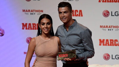 Cristiano Ronaldo Georgina Nino Cancer