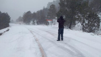 Clima hoy 16 de febrero: nuevo frente frío causará caída de nieve