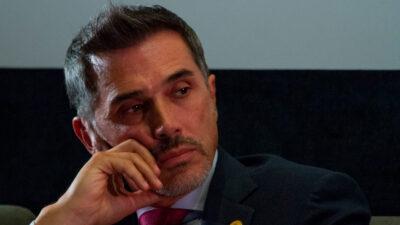 Sergio Mayer rompe el silencio ante el caso de Ricardo Crespo, ex-Garibaldi