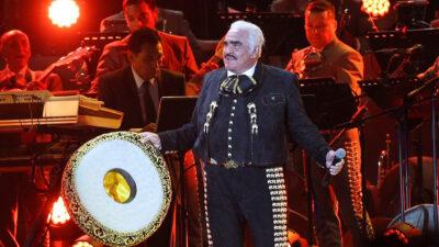 Vicente Fernández: él es su hijo Gerardo Fernández, el menos famoso de los tres