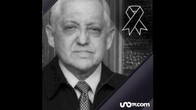 murió Muere Eduardo Moreno