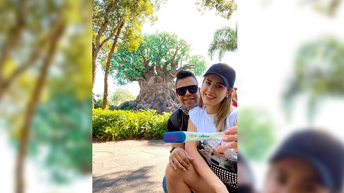 Emir Pabón y Stefanía de Aranda serán papás; así lo anunciaron