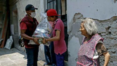 En CDMX, arranca segunda etapa de entrega de alimentos escolares