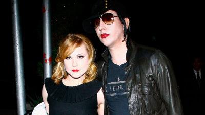 Evan Rachel Wood Manson Fotos