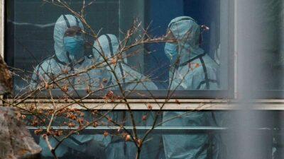 La delegación de la OMS debe concluir su misión en Wuhan la próxima semana. Foto: Reuters
