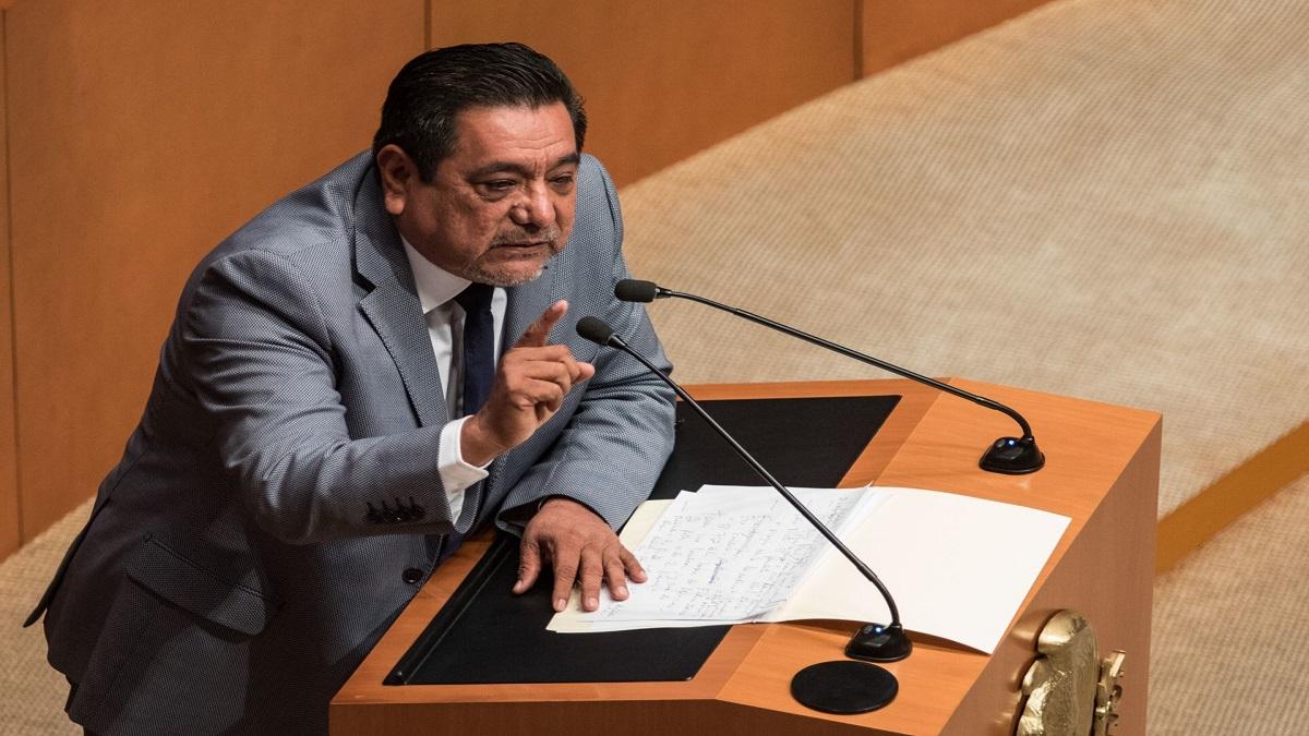 Félix Salgado Macedonio: Comisión de Honestidad de Morena decidida caso