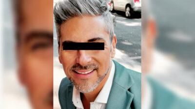 Primeras imágenes de Ricardo Crespo detenido por abuso sexual