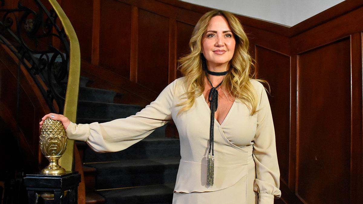 Andrea Legarreta revela cómo pudo contagiarse Galilea Montijo de COVID-19 otra vez