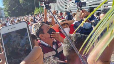 Elecciones Guerrero 2021: Félix Salgado va por gubernatura con Morena