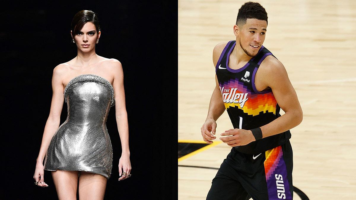 Kendall Jenner y Devin Booker oficializan su relación - Uno TV