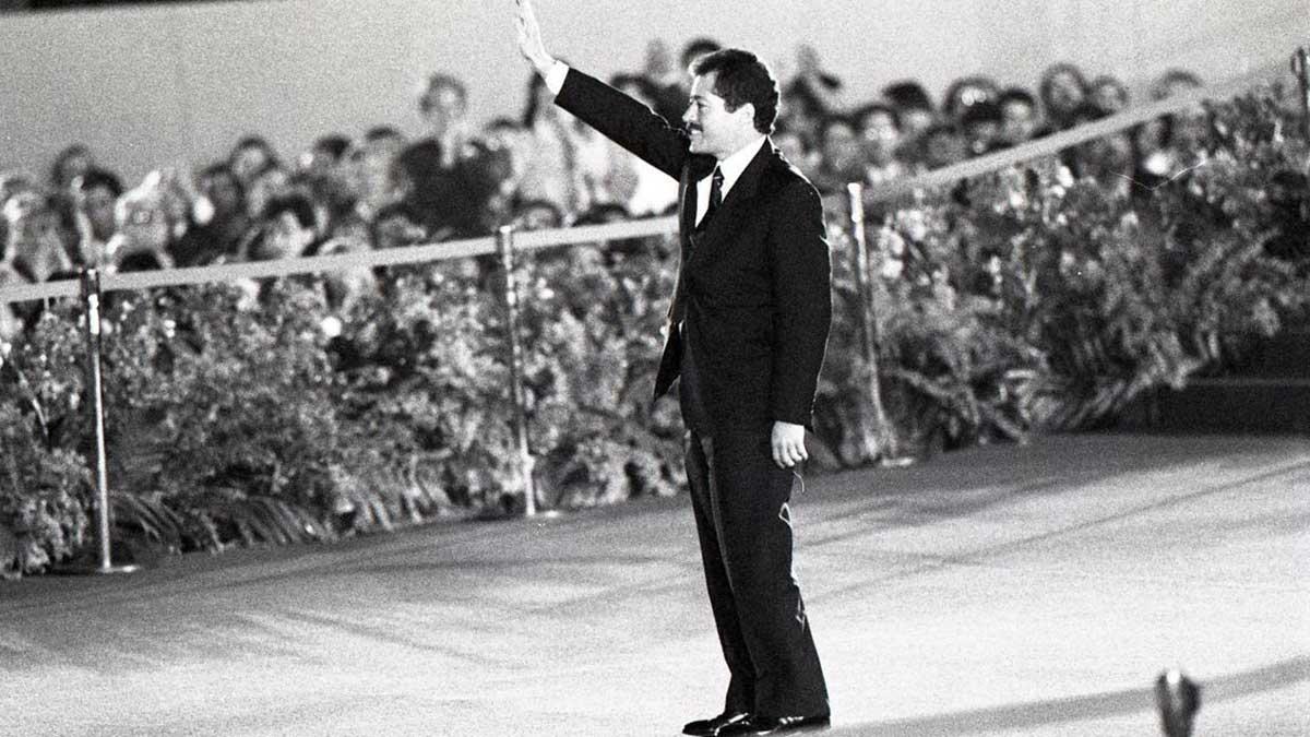 Luis Donaldo Colosio fue asesinado el 23 de marzo de 1994. Foto: Cuartoscuro/Archivo