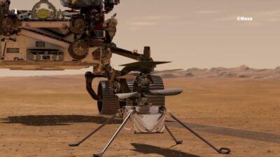 """Los """"siete minutos de terror"""": así será el aterrizaje de Perseverance en Marte"""