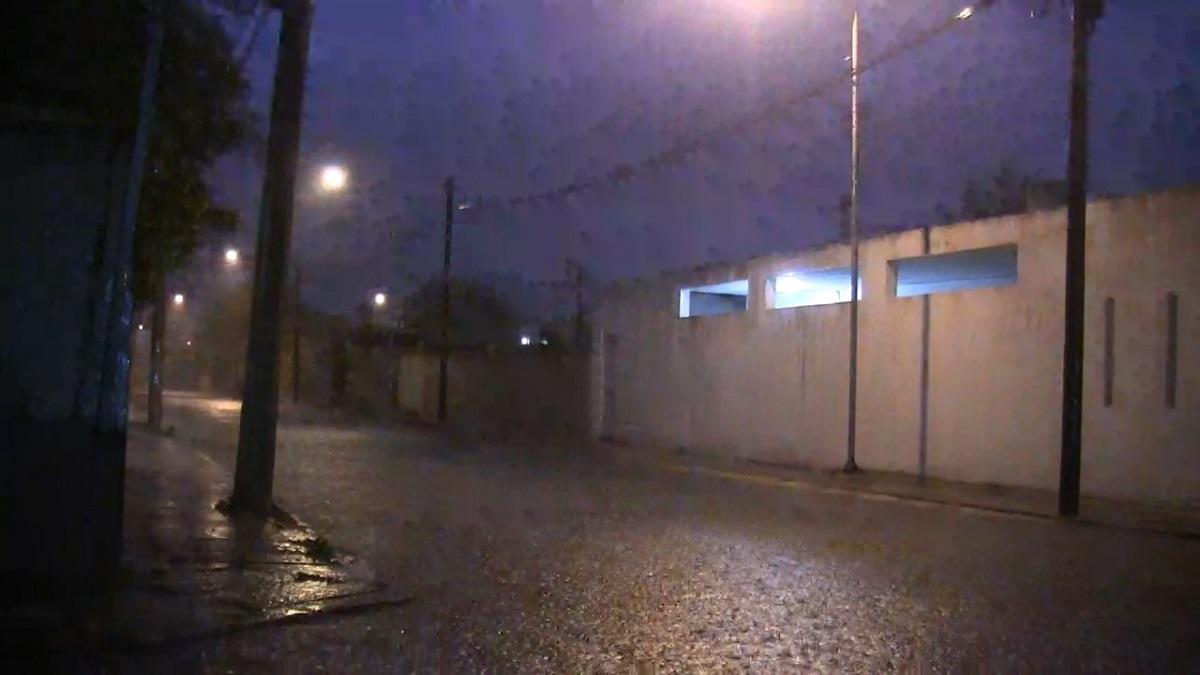 Tormenta eléctrica en Mérida