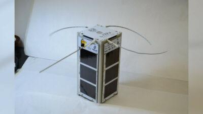 Lanzan al espacio nanosatélite hecho por la UNAM