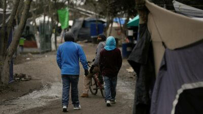Migrantes Matamoros Estados Unidos