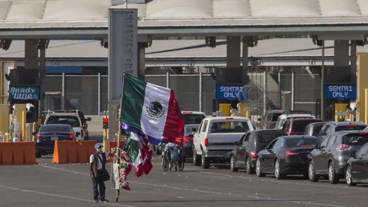 México frontera Estados Unidos