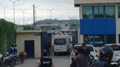 Ecuador cárceles