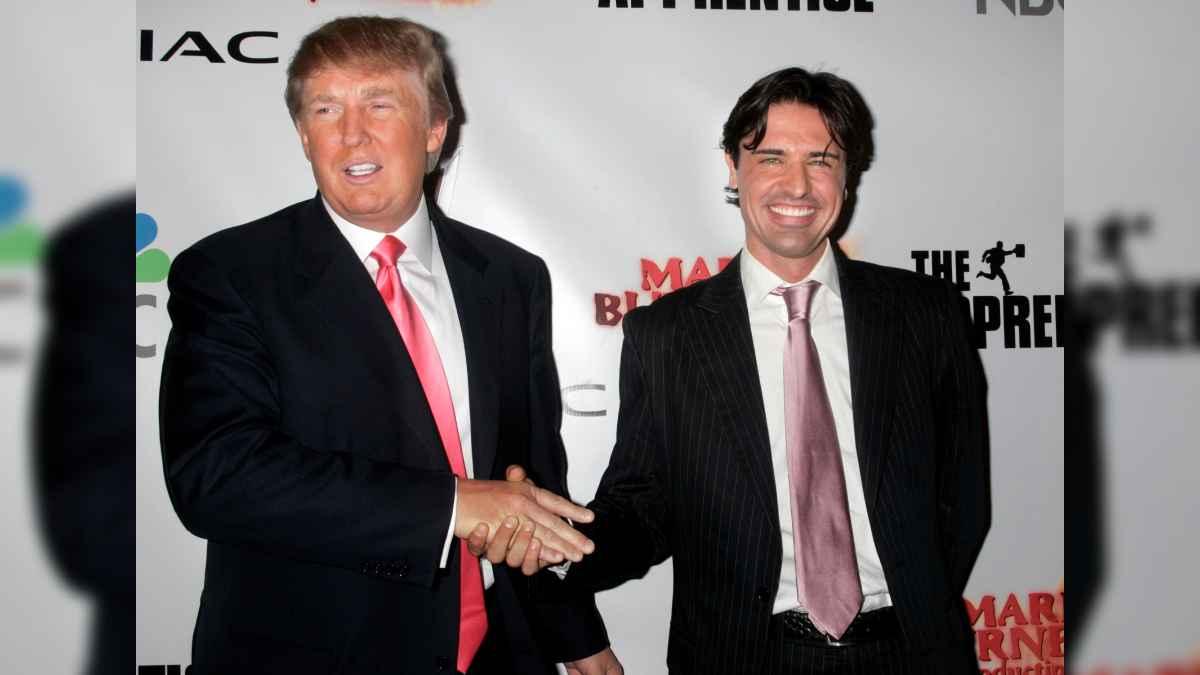 Donald Trump Hollywood