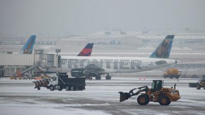 Tormenta invernal golpea la mayor parte de Estados Unidos