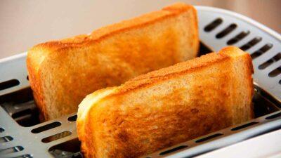 pan tostado cáncer