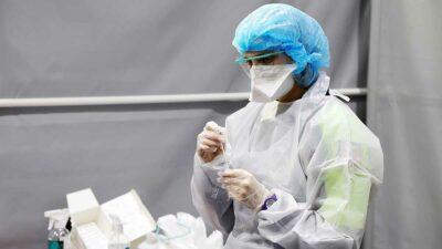 China afirmó que las pruebas rectales son más eficaces que las nasales.