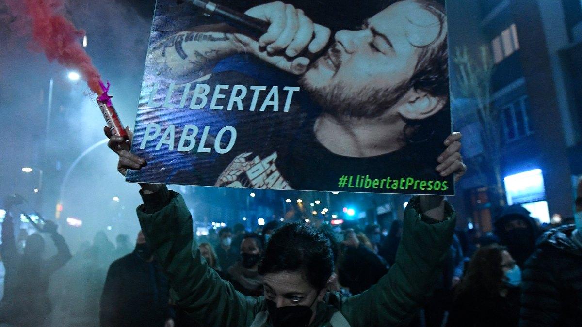 Pablo Hasél: quién es y por qué fue condenado a prisión en España