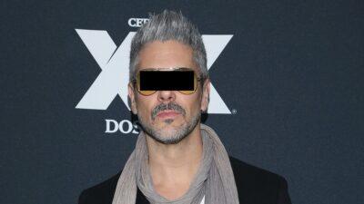¿Quién es Ricardo Crespo, actor detenido por elementos policiales?