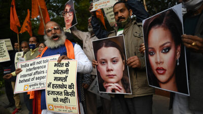 Rihanna Greta India