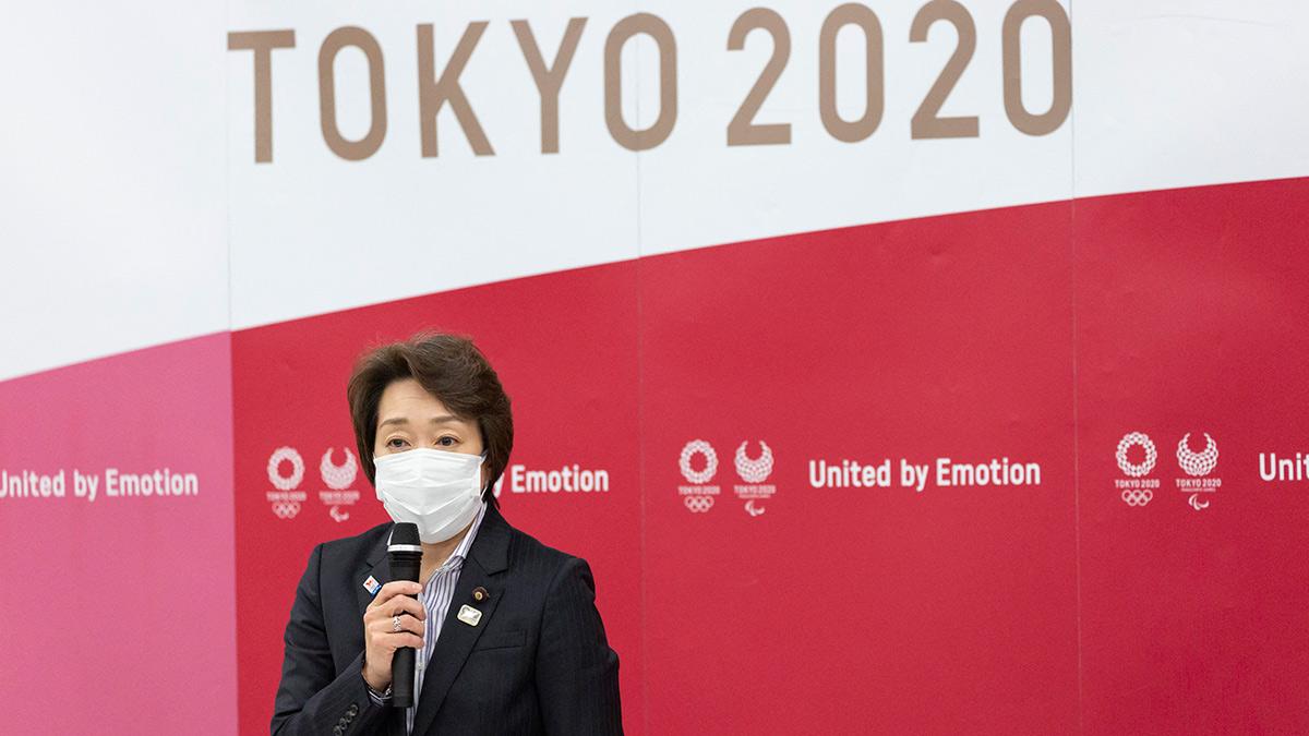 Seiko Hashimoto tokio 2020