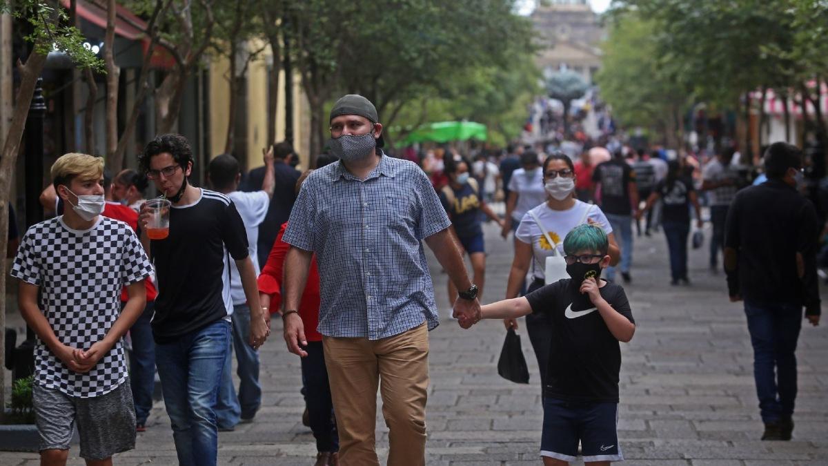 Semáforo naranja en Jalisco: Arranca plan 2021 con nuevas medidas